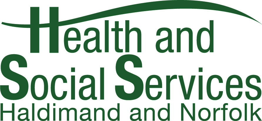 Health and Social Services: Haldimand and Norfolk Logo